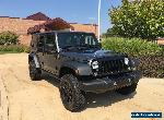2016 Jeep Wrangler Willy's Unlimited 4 Door for Sale