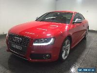 2007 Audi S5 8T 4.2 FSI Quattro Red Manual 6sp M Coupe for Sale