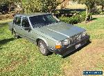 1982 Volvo 760 for Sale