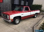 1986 Chevrolet GMC Sierra C10 1500 Pickup for Sale
