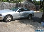 2007 Ford Mustang Leather for Sale