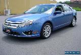 2010 Ford FUSION AWD SEL for Sale