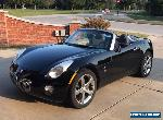 2007 Pontiac Solstice Convertible for Sale