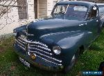 1948 chev stylemaster ute for Sale