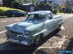 Very Clean and original 1956 Plymouth Belvedere Ute.. Super RARE for Sale