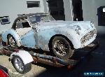 Triumph TR3A Hardtop Barn Find suitable for restoration or Historic Racecar. for Sale