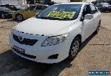 2008 Toyota Corolla ZRE152R Ascent White Automatic 4sp A Sedan for Sale