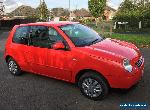 2001 VW LUPO 1.4 Petrol. 12 months MOT with no advisory.2 owners. for Sale