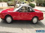 1991 Cadillac Allante Convertible for Sale