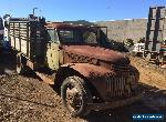 chev 1942 truck for Sale