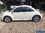 2008 Volkswagen Beetle-New Leather for Sale