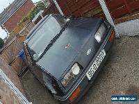Ford Sierra 1.6L 3dr in black not cosworth for Sale