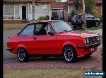 Ford escort RS2000 for Sale