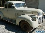 1946 HOLDEN BODIED GMC/CHEVROLET UTILITY 6 CYLINDER BARN FIND RARE COMPLETE CAR for Sale