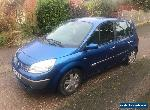 2005 Renault Scenic 1.6 Dynamique 16v Auto starts but No drive for Sale