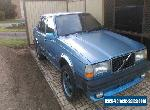 Volvo 760 GLE 1986 + 5LTR V8 Engine & Gearbox for Sale