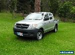 Toyota Hilux DUAL CAB 2008 UTE 6 SEATER courier ranger navara bt50 b2600 xr6 xr8 for Sale