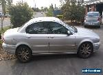 Jaguar X type 2002 AWD 2.5 litre Sports for Sale