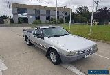 Ford XF Update Falcon Ute  S Pack 1991 Dual Fuel Great Original Condition for Sale