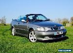 saab 9-3 93 aero hot convertable for Sale