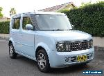 04 Nissan Cube BZ11 Welcab for Sale
