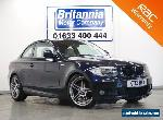 2013 13 BMW 1 SERIES 2.0 120D DIESEL SPORT PLUS EDITION 2 DOOR DIESEL for Sale