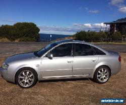 "Audi A6 Quattro V6 Twin Turbo GPS Sat Nav 18"" BBS Rims Pirelli P1 Tyres $1 NR for Sale"