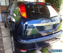 Ford Focus 2003 Auto No Reserve for Sale