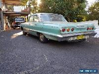 1963 Chevrolet Bel Air RHD for Sale