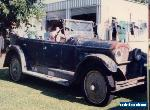 1927 NASH Tourer for Sale