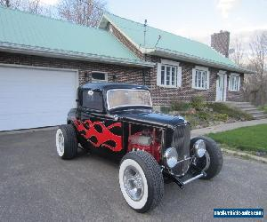 1932 Ford 1932 real Henry Ford STEEL 3-Windows