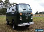 VW Volkswagen Kombi 1977 Ex-Army 9 Seater for Sale