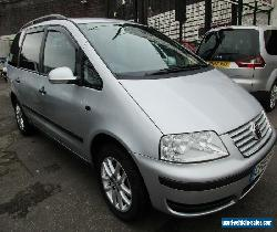2005 05 VOLKSWAGEN SHARAN 1.9TDI SE ~ 2 X BUILT IN BABY SEATS for Sale