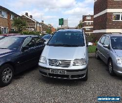 Volkswagen Sharan Petrol Auto (Parts & Spares - Automatic Transmission Faulty) for Sale