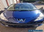 Peugeot 207cc Convertible 2008 for Sale