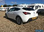2014 VAUXHALL ASTRA GTC COUPE TURBO SRI cat d AUTOMATIC SALVAGE DAMAGED REPAIR  for Sale