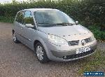 renault scenic dynamique 1.6 16v (2005) 05 for Sale
