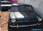 MINI , MORRIS X 2 DELUXE 1969, AND 1965 NEEDS RESTORATION UNREG for Sale