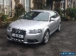 Audi A3 3.2 Quattro Sport S Line 2006 Just 37k Rare (R32) for Sale