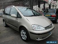 2005 (05) FORD GALAXY 1.9TDI GHIA TO OF THE RANGE for Sale
