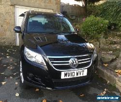 Volkswagen Tiguan 2.0 SE TDI 4Motion 5dr Metalic Black 61000 miles for Sale