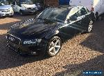 2011 AUDI A4 TDI S - LINE TECHNIK 8,000 MILES!! DIESEL NON RUNNER SPARES REPAIRS for Sale