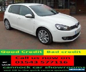 Volkswagen Golf 1.6TDI - BAD CREDIT / GUARANTEED CAR FINANCE !!! for Sale