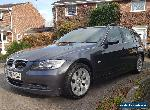 BMW 3 Series 325d SE Touring Manual F/S/H Sat Nav & Leather 2008 for Sale