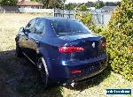 Alfa Romeo 159 JTS repairable write off as a project but have to let it go  for Sale