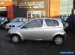 2001 Y TOYOTA YARIS 1.0 GS 3 DOOR # MOT NOVEMBER 27th # SPARES OR REPAIR for Sale