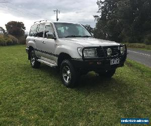 1999 Toyota Landcruiser FZJ105 for Sale