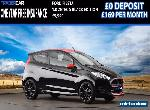 Ford Fiesta 1.0T  EcoBoost  2016 Zetec S Black Edition - FREE INSURANCE!!! for Sale