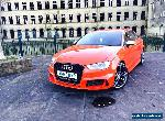 AUDI A3 SLINE 1.4 TFSI REPLICA S3 RS3 NOT SALVAGE DAMAGED REPAIRED PX for Sale