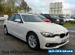 2016 66 BMW 3 Series 320 2.0 D ED Plus Auto 163 Blue Performance Damaged Salvage for Sale